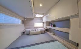 Sunsail 404 cabine