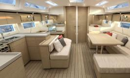 Sunsail 52.4 Salon