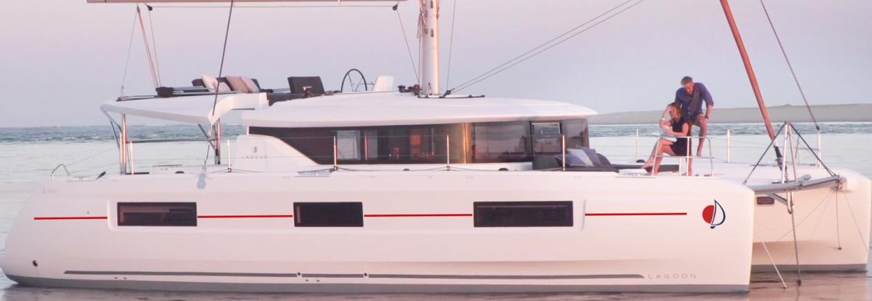 Lagoon 46 catamaran - programme gestion location