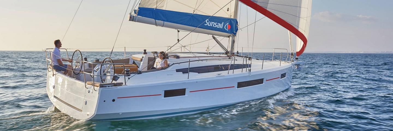 Sunsail 41.0 monocoque Jeanneau Sun Odyssey 410
