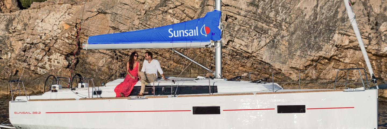 38.2 monocoque - gestion location Sunsail